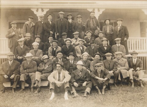 34 Masons, a Mason's Son and a Goat Capture Block Island