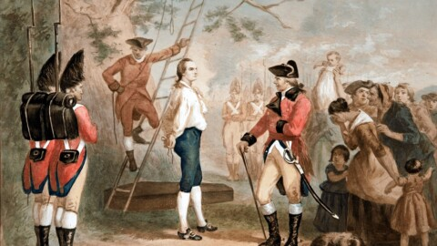 Nathan Hale: The Masonic Lodge That Never Was